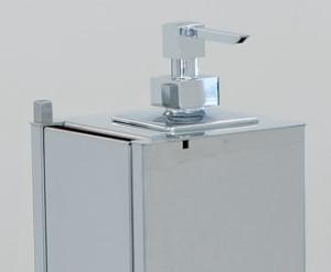 Dispenser sapone per colonnina