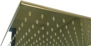 Soffione Rettangolare 350 x 225 mm